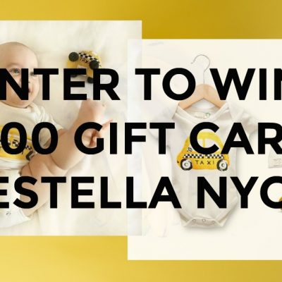 Enter To Win A $100 Gift Card for Estella NYC!