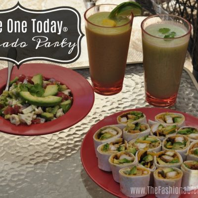 Love One Today® Hass Avocado Party