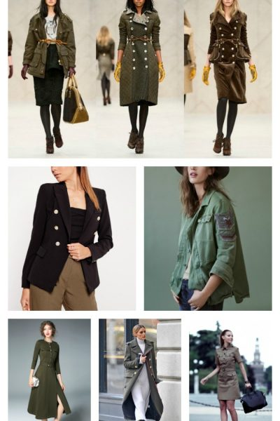 Why Busy Moms Should Embrace Military Style, Right Now!