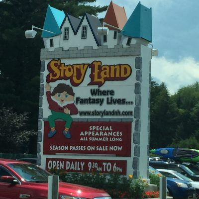 Our Story Land Adventures 2017