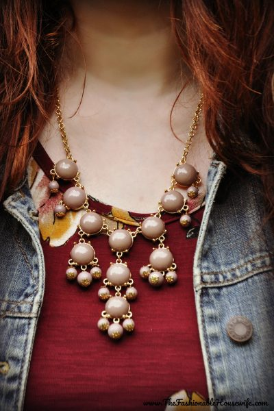 5 Tips For Accessorizing That Fall Dress