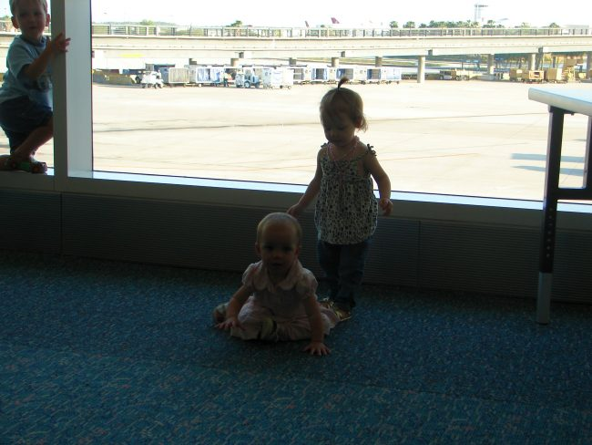3 Tips for Traveling With A Baby