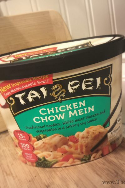 Thanksgiving Week Prep Made Easy With Tai Pei Frozen Food