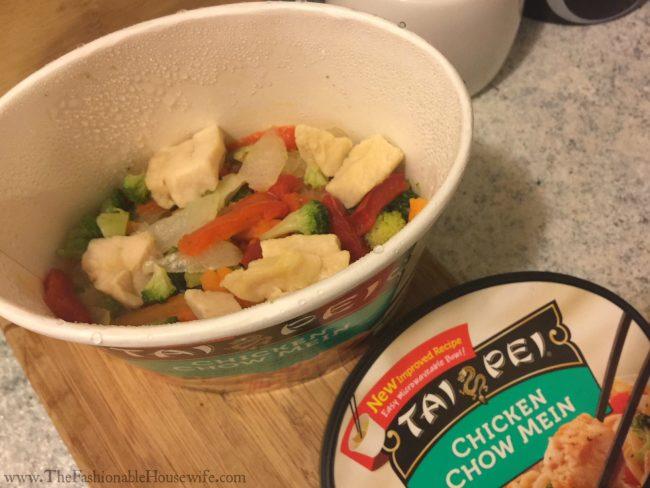 Tai Pei Frozen Food Chow Mein 1