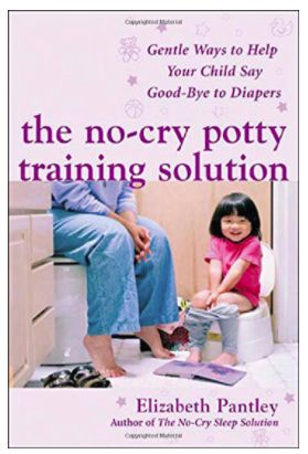 no cry potty training