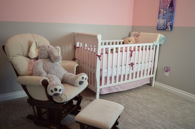 Upgrading Your Nursery To A Toddler's Bedroom
