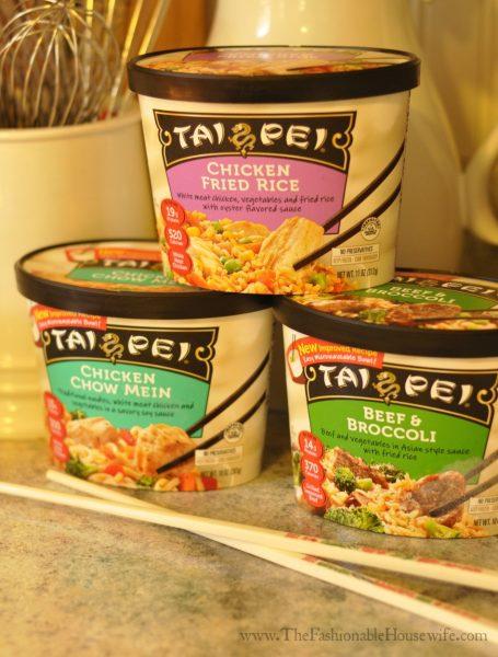 Tai Pei Flavors