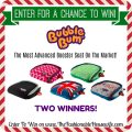 Bubble Bum Booster Seats Giveaway