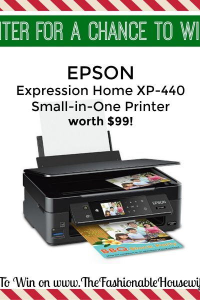 Epson Expressions Home XP-440 Printer