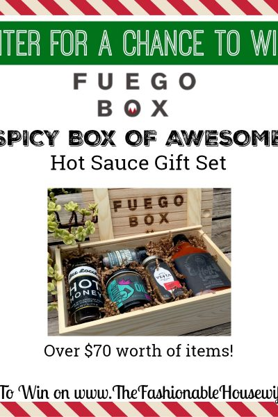 Fuego Box Spicy Box of Awesome Gift Set
