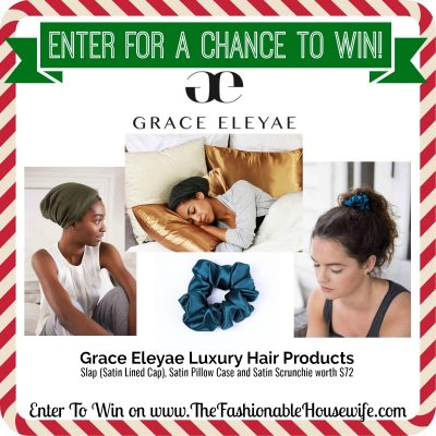 Enter To Win Grace Eleyae SLAP (Satin Lined Cap) + More Worth $72!