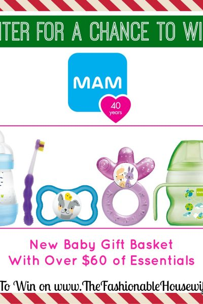 MAM New Baby Gift Basket
