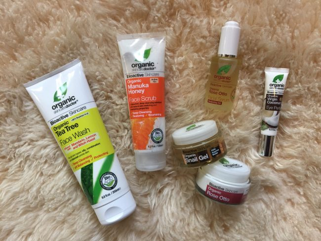 Organic Doctor products