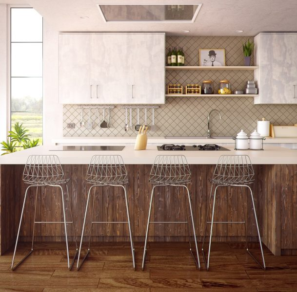 27 Space Saving Design Ideas For Small Kitchens: Space Saving Ideas For Small Kitchens