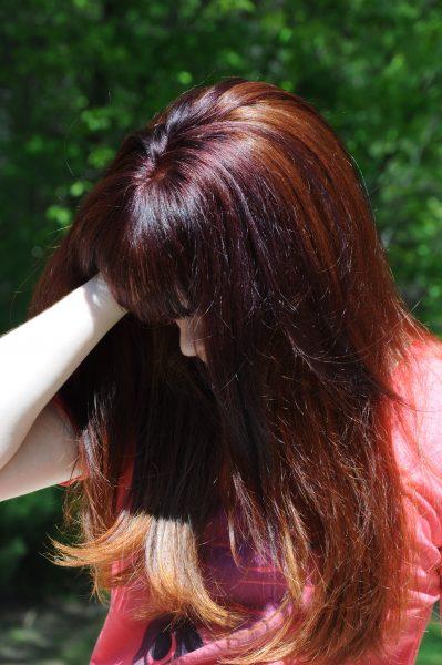 red hair sarah
