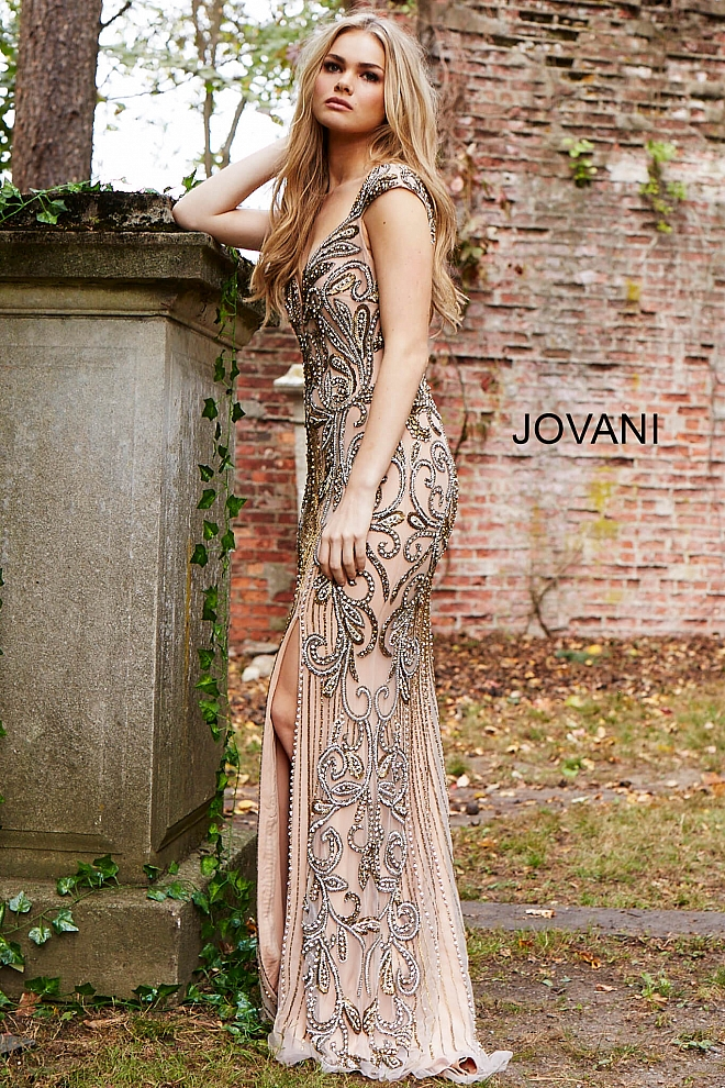 Prom Trend 2018 Beaded Dresses The Fashionable Housewife