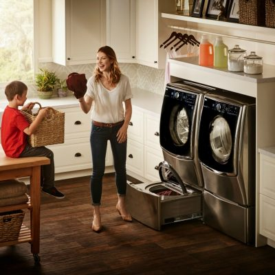Save Time & Money With LG's Twin Wash System