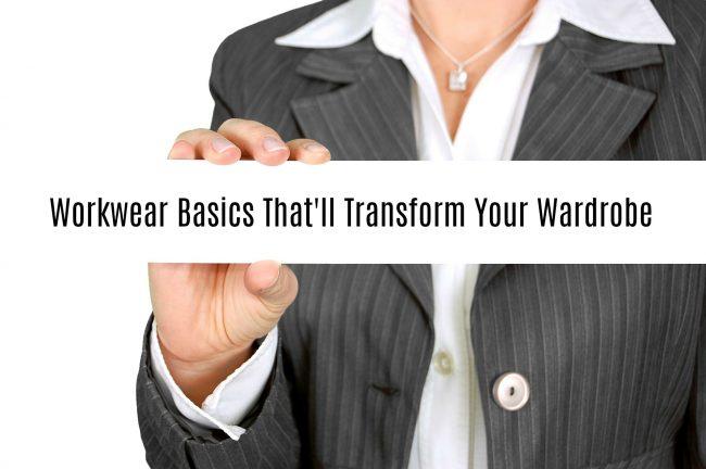 workwear basics