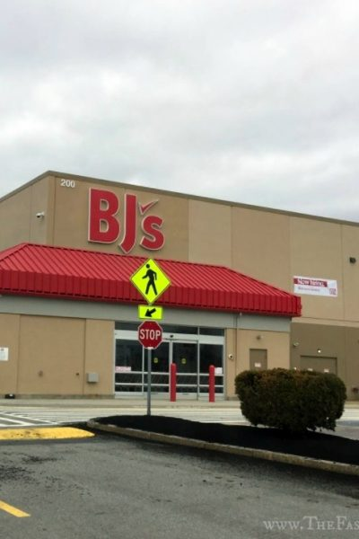 We Checked Out The New BJ's Wholesale Club in Manchester, NH!