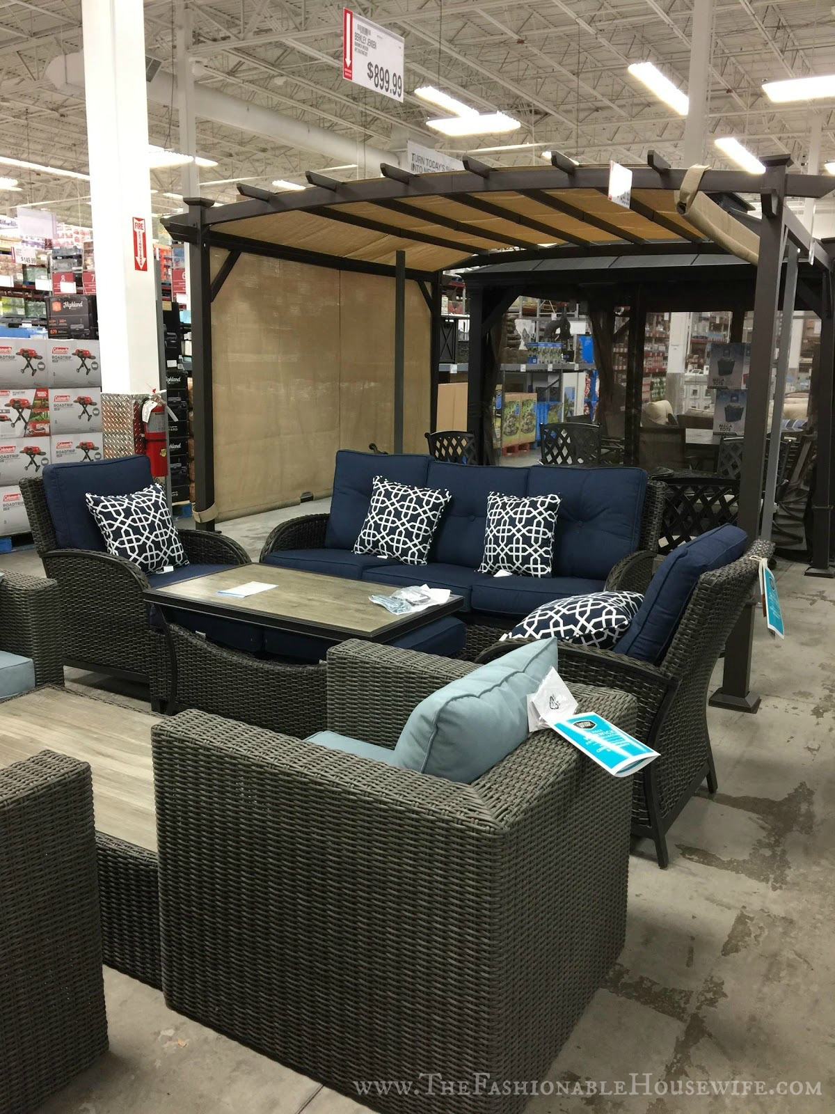 Berkley Jensen Patio Furniture