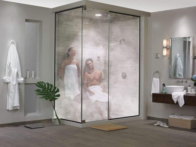 Enjoy The Benefits Of A Steam Shower At Home