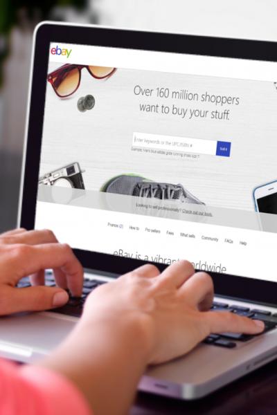 ebay selling macbook