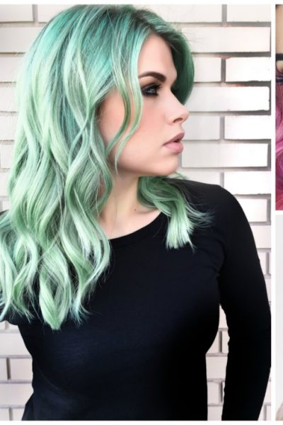 DYEing for Pastels – Easter Egg Hair