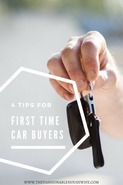 4 tips for first time car buyers