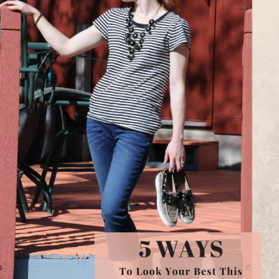 5 Ways to Look Your Best This Spring