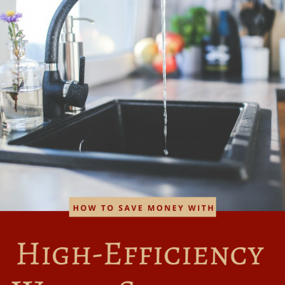 How To Save Money with High-Efficiency Water Softeners
