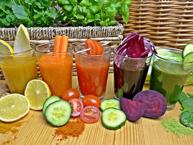 Why not to detox with juicing