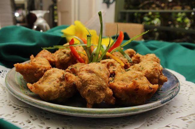 Caribbean Fish Cakes