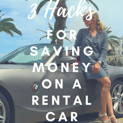3 Hacks For Saving Money On A Rental Car