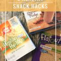 3 Healthy Snack Hacks