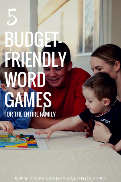 5 Budget-Friendly Word Games For The Entire Family