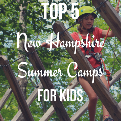 Top 5 New Hampshire Summer Camps For Kids