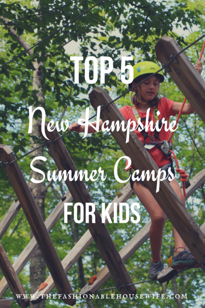 5 New Hampshire Summer Camps For Kids