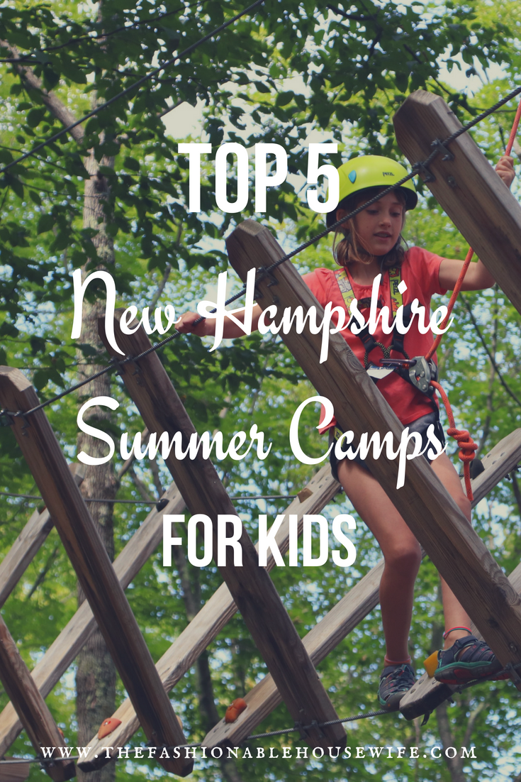 Top 5 New Hampshire Summer Camps For Kids The