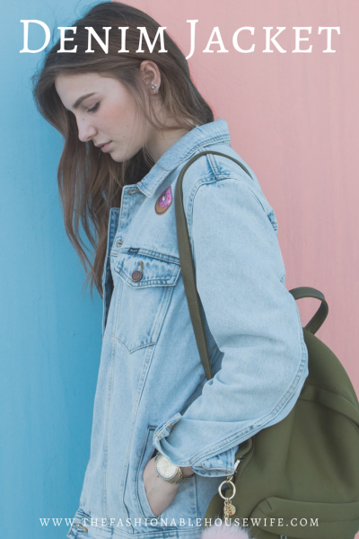 5 Trendy Jackets You Need In Your Wardrobe - Denim Jacket