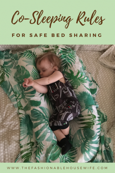 Co-Sleeping Rules For Safe Bed Sharing
