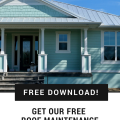 Free Roof Maintenance Checklist for Homeowners