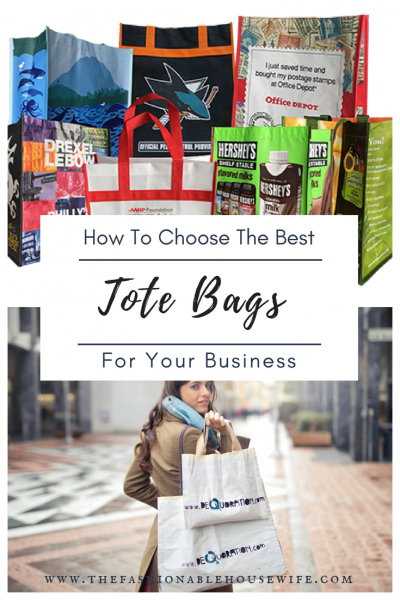 How To Choose the Best Tote Bags For Your Business
