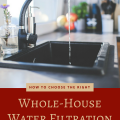 How to Choose the Right Whole-House Water Filtration System