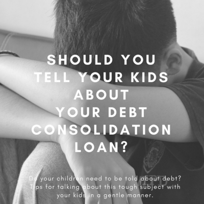 Parenting Dilemma: To Tell or Not To Tell Kids About Debt
