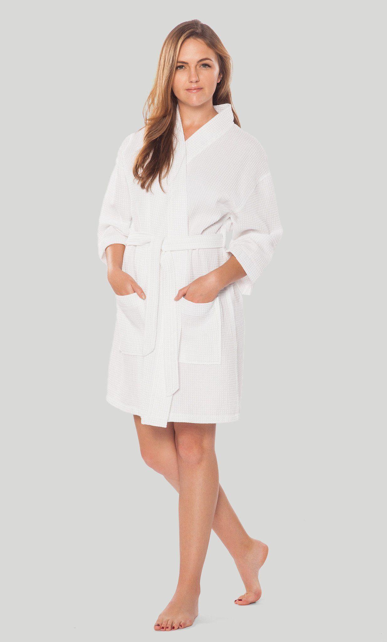 Waffle-Kimono-White-Short-Robe-Square-Pattern-Robemart 2048x2048 ... a12246d3e