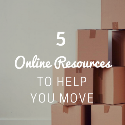 5 Online Resources To Help You Move