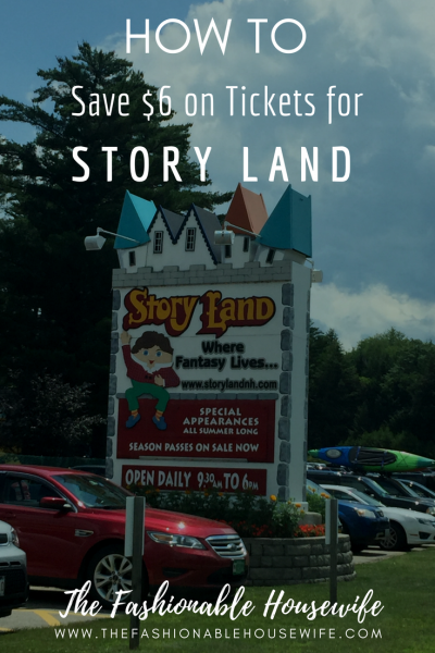 How To Save $6 On Tickets For Story Land