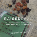 Raised Real - The Honest Truth About The Baby Meal Delivery Service