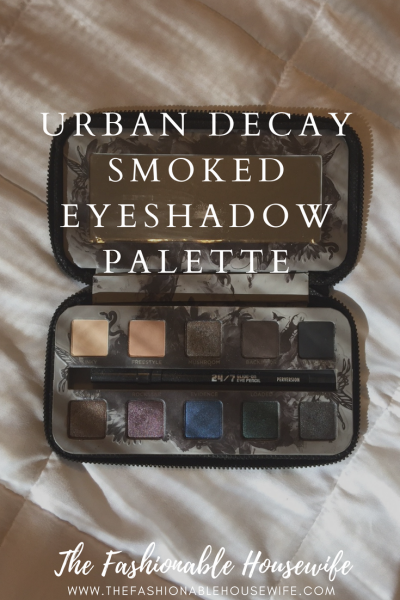 Smoked Eyeshadow Palette