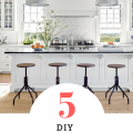 5 DIY Kitchen Upgrades On A Budget